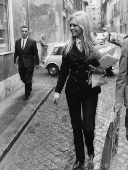 Comment s'habiller comme Brigitte Bardot en hiver ?
