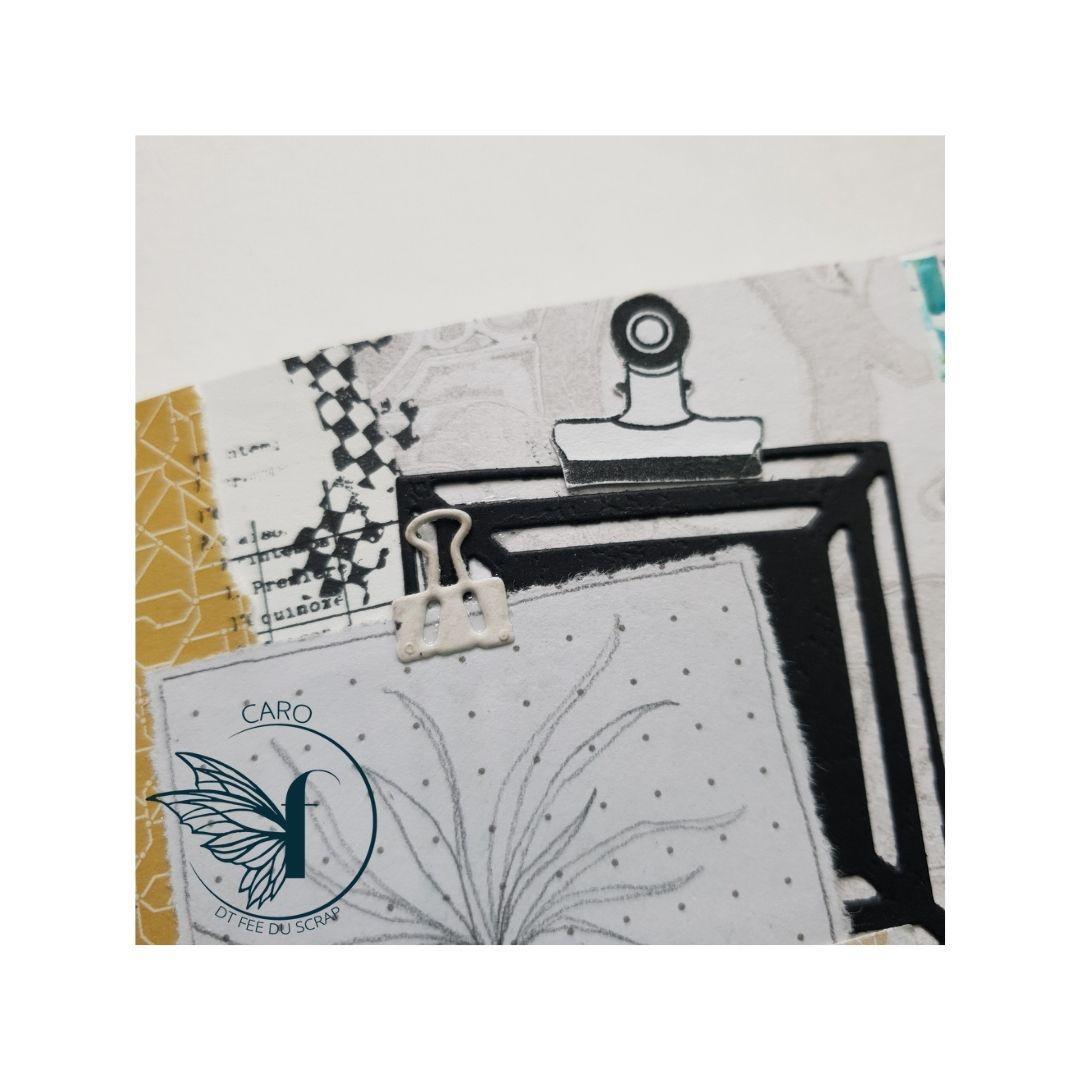 Caro : Mini Inspiration Junk Journal