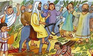 Homélie du dimanche des Rameaux (2021)