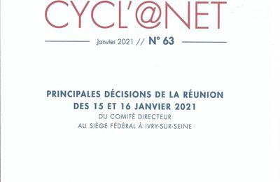 CYCL@NET N°63