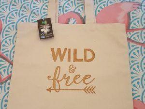 Tote bag Amikal Design customisé à gagner :)