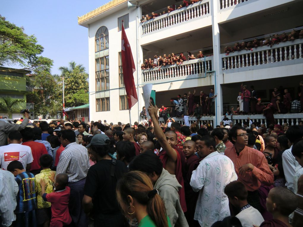 Mandalay-Anciennes capitales-Elections-