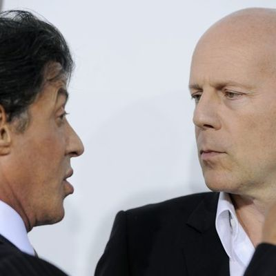 «Expendables 3» : Ford In, Willis Out !