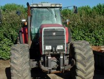 Tracteur Agricole MF 8160 Massey Fergusson