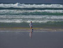 Foot plage