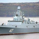 Les frégates de type Gorchokov iront en mer Noire - Le portail des forces navales de la Fédération de Russie