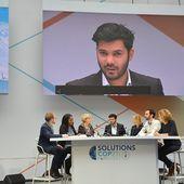 COP21 : Toutes les équipes de LION MEDIAS en action au Grand Palais - LION MEDIAS