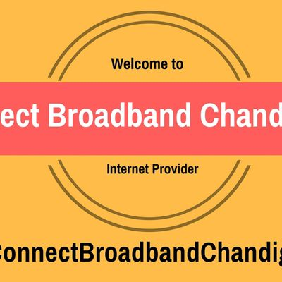 Connect broadband connection