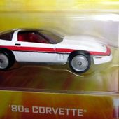 80 CORVETTE THE A TEAM AGENCE TOUS RISQUES HOT WHEELS 1/64. - car-collector.net: collection voitures miniatures