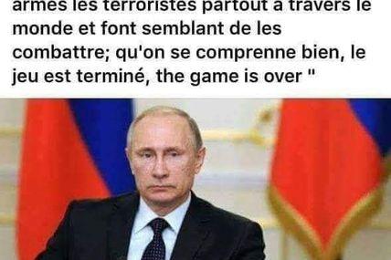 Syrie : La Russie a annoncé avoir effectué plusieurs frappes aériennes contre des groupes terroristes, Moscou accuse la Turquie !