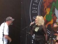 Rhythms of the world, Download Festival 2016 et Let's Rock Birmingham ces deux derniers jours avec Kim Wilde