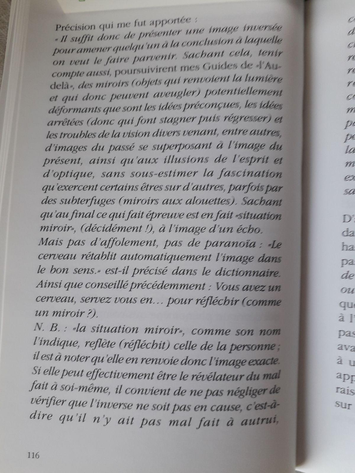Suite Pluie de Poussières d'Etoiles, page 116 à 121