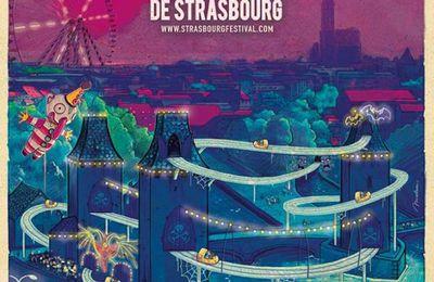 FESTIVAL EUROPÉEN DU FILM FANTASTIQUE DE STRASBOURG PALMARES