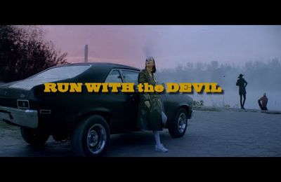 "Nouveau Clip ME AND THAT MAN ""Run With The Devil"""