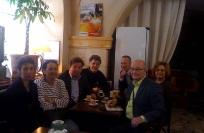 """Création d'un comité de liaison """"A Gauche Maintenant"""" en Gard Rhodanien"""