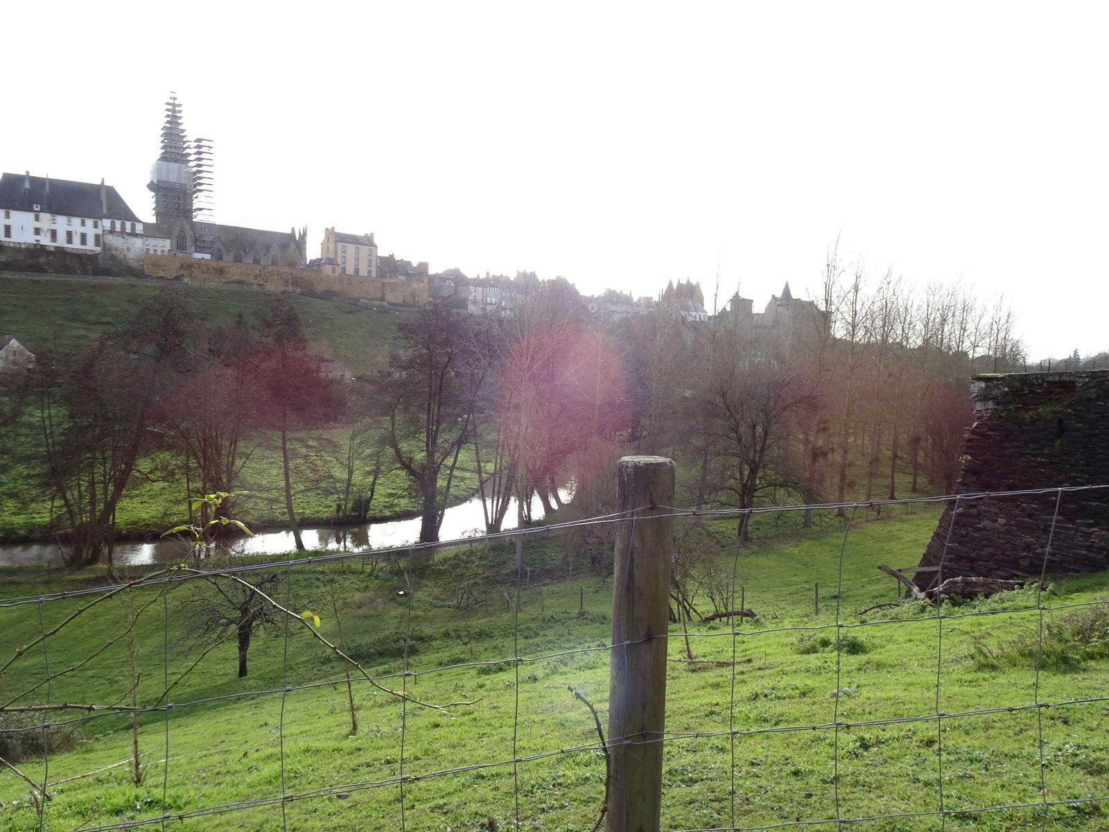 Au fil de la Vilaine - Etape 2 - La Chapelle-Erbrée / Pocé-les-Bois - 28,5 km - A.R