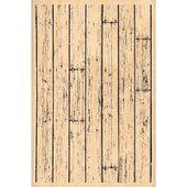 tampon h planches de bois Florilèges Design Fée du Scrap