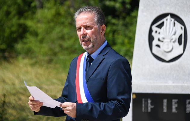 Cérémonie d'hommage aux morts pour la France en Indochine
