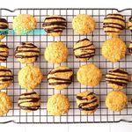 Gâteaux Légers à la Farine de Souchet, Coco Citron, sans gluten, sans lactose