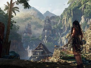 Shadow of the Tomb Raider se dévoile en  images