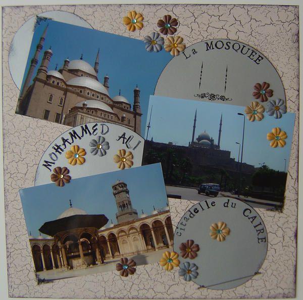 Album - pages 30x30 Egypte-2006-2007