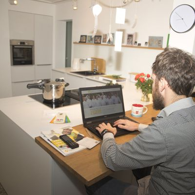 We're in the midst of a massive work-from-home experiment. What if it works?