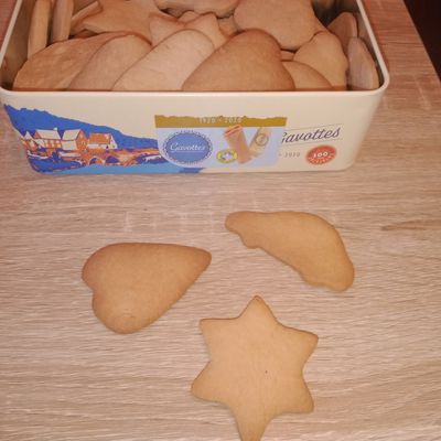Biscuits sablés