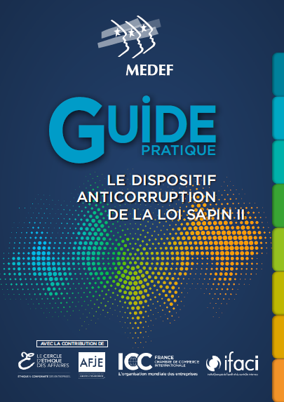 Les guides d'application du MEDEF.