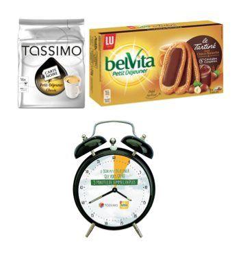 Dormir 5 minutes de plus ça vous dit? jeu/concours Tassimo et Belvita