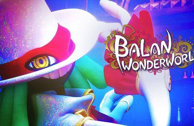 [News] Balan Wonderworld s'offre une nouvelle vidéo