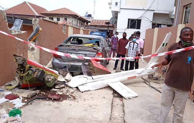 Mise à jour: Les victimes de l'accident d'hélicoptère de Lagos étaient tous des membres d'équipage volant de Port Harcourt à Lagos