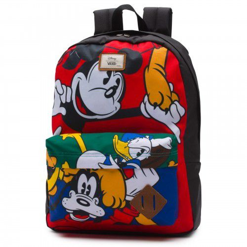 """Première collection """"Young at heart"""" 2015 - SAC À DOS OLD SKOOL II DISNEY - 40€00"""