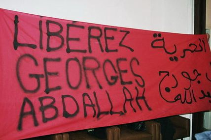 """GEORGES ABDALLAH : MESSAGE ADRESSÉ AU MEETING """"LES LUTTES POPULAIRES AU MAGHREB"""" (Toulouse, 15 avril 2011)"""