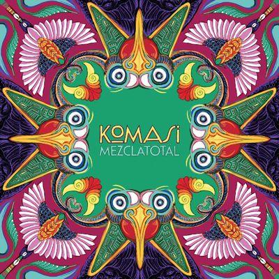 """Komasi présente """"Mezclatotäl"""" au Studio de L'ermitage (15/04/2021)"""