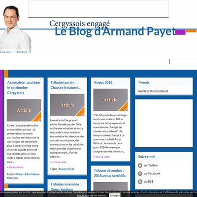 Le Blog d'Armand Payet
