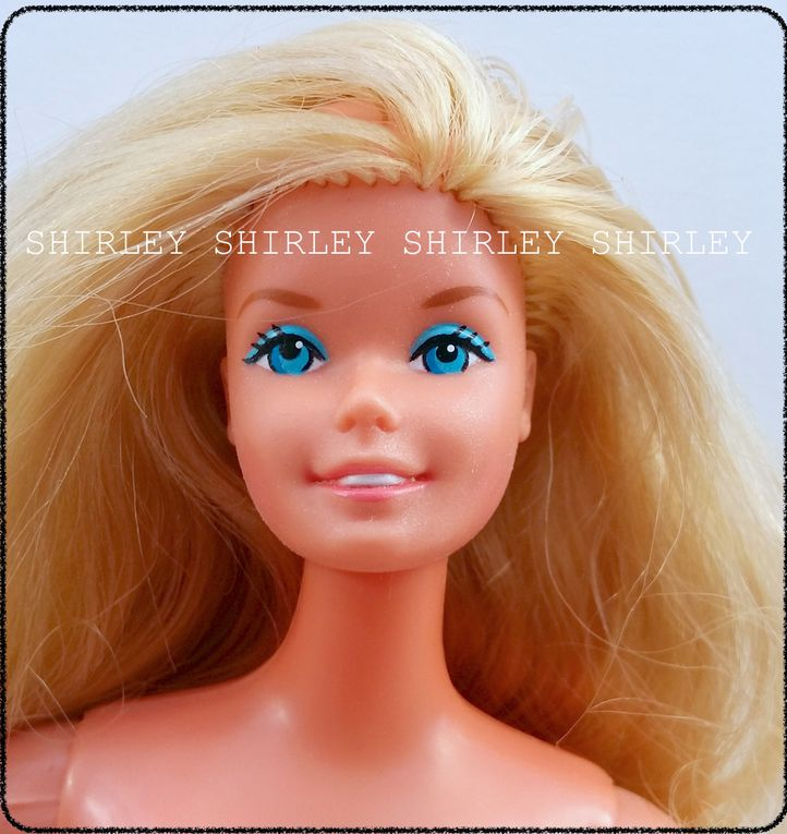 """WESTERN"" BARBIE DOLL 1980 MATTEL #3469"