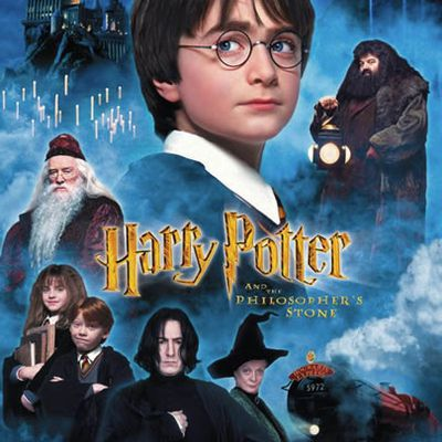 Harry Potter and The Sorcerer's stone Movie (2001)