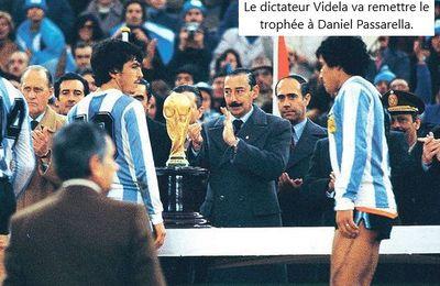 Coupe du Monde 1978 en Argentine, Tableau des récompenses.