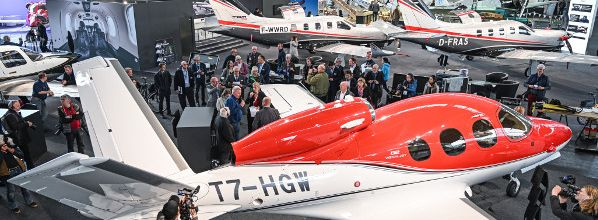 AERO Kicks Off with Record Number of Exhibitors
