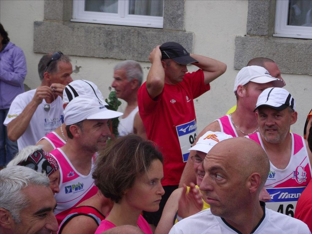 Le Tour de Rhuys ( Morbihan ) du 14 au 17 juillet 2011. Un prologe et quatre étapes.Cinq croisicais au départ.