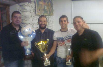 Premier titre de champion !!!!