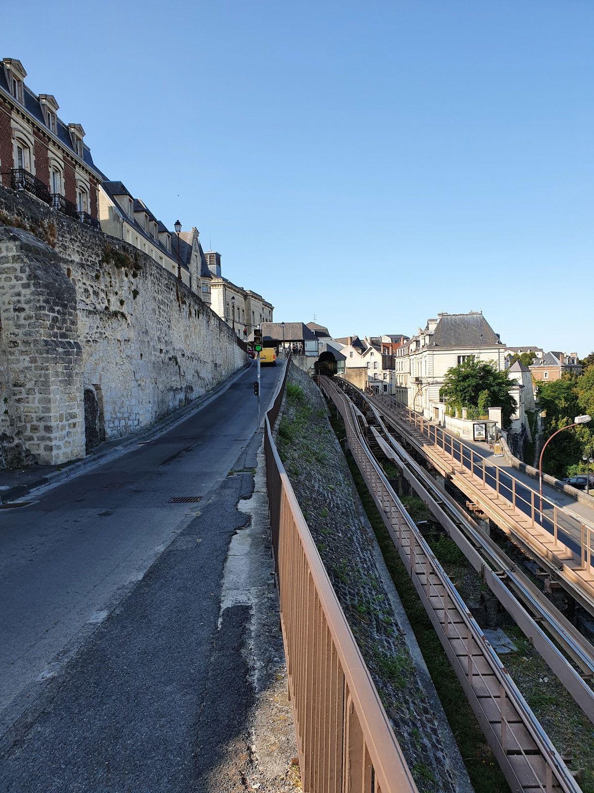 14 septembre 2020 - La Via Francigena de Laon à l'Abbaye de Vauclair