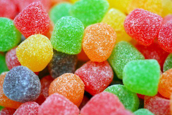 Les bonbons se mettent au bio !