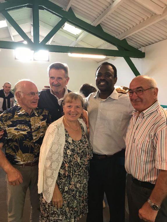 Les images prise à Bassussarry et au Presbytère Paroissiale à Arcangues 19.08.2018