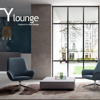 City Lounge by Ciani Design for Quadrifoglio