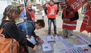 Le 28 Juin, nous irons porter les milliers de vote pour le retrait de la loi El Khomri à la Préfectue