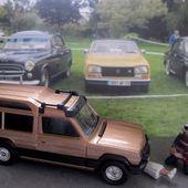 TALBOT MATRA RANCHO AS COGNAC METALLISE SOLIDO 1/43 - car-collector.net