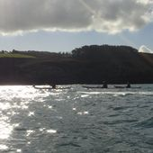 Nord Cap Sizun - Randonnées kayak : les balades de Yanike et de Rabiou II