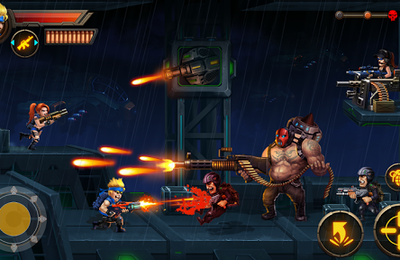 Metal Squad : Shooting game