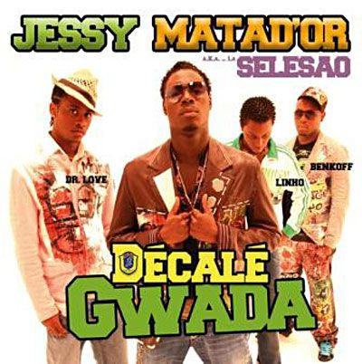 [SINGLE AFRO]JESSY MATAD'OR-DECALE GWADA-2008